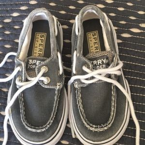 Sperry top sister boys shoes